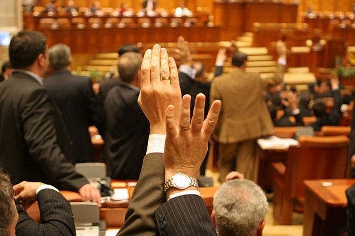 Parlamentarii INTERZIC in Romania o aplicatie celebra in toata lumea!