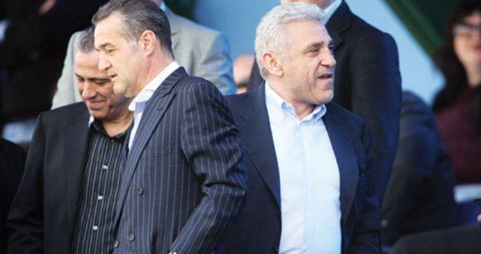 SCANDAL MONSTRU in familia Becali: Gigi si Giovani se bat pe bani!