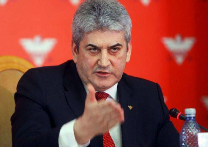 Oprea anunta retragerea UNPR de la Guvernare! Ponta ramane singur cu PSD-ul pe cap!
