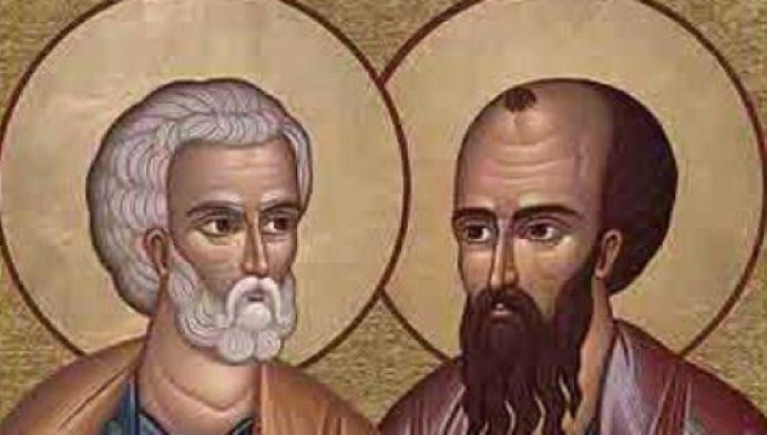 Sarbatoarea Sfintilor Petru si Pavel: Ce spune traditia ca nu e bine sa faci azi si ce inseamna daca tuna si fulgera!