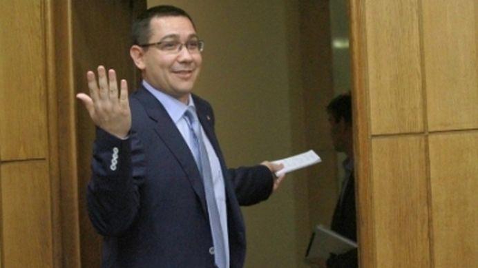 ANUNT SOC! Victor Ponta si-a DEPUS DEMISIA din functia de prim-ministru!