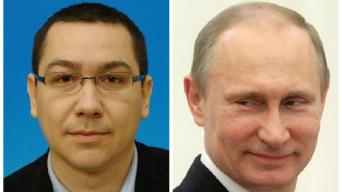 Putin l-a UMILIT pe Ponta in ULTIMUL HAL la Baku!