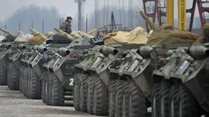 Germania: Rusia va ATACA Ucraina prin Transnistria!