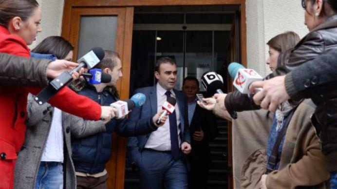 Inca un dosar penal, al treilea, pe numele fostului ministru Darius Valcov!