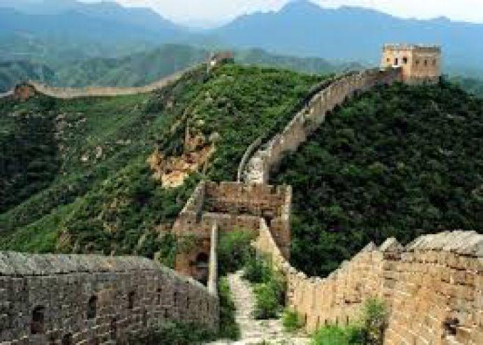 Înainte se vedea din SPATIU, acum nu se mai vede nici de pe Pamant! Marele Zid Chinezesc DISPARE vazand cu ochii!