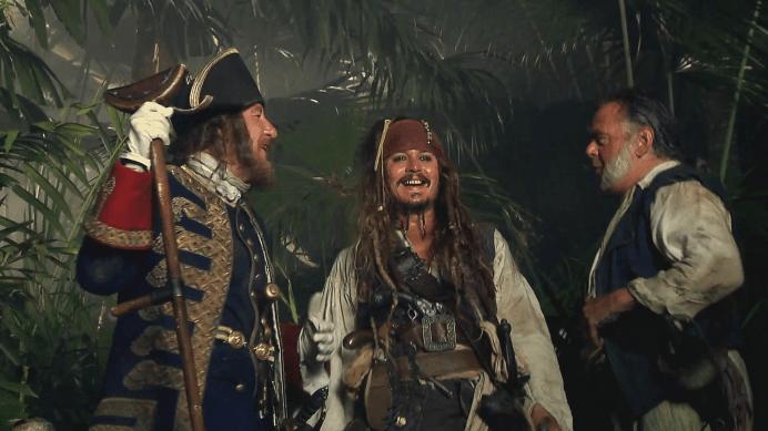 "FOTO – L-ai vazut in ""Piratii din Caraibe"", alaturi de Johnny Depp! A lasat actoria si a plecat sa OMOARE JIHADISTI in Siria!"