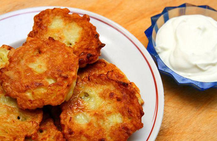 Usor si rapid! Cum sa prepari cele mai delicioase chiftelute de cartofi cu branza!
