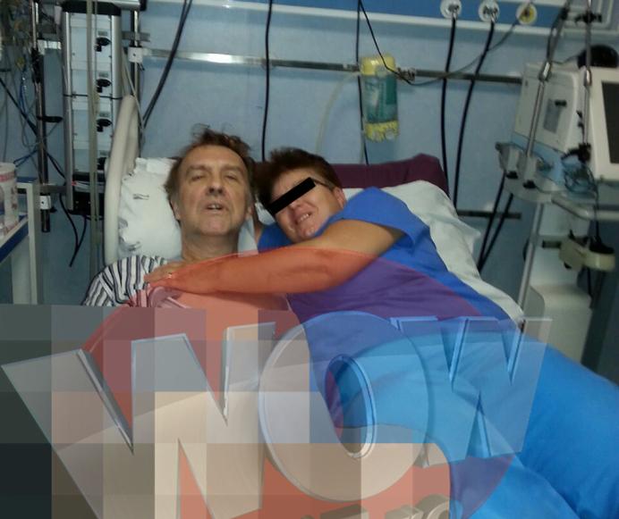 Desi a fost externat, medicii il avertizeaza: Gabriel Cotabita poate MURI in orice clipa!