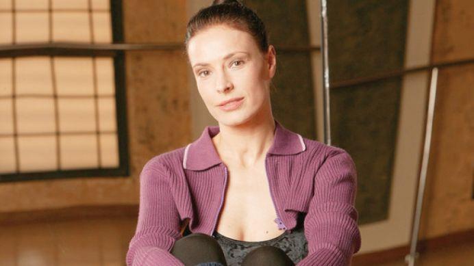 "Monica Davidescu se CHINUIE cu o boala grava! ""Nu mai pot sa urc scarile!"""