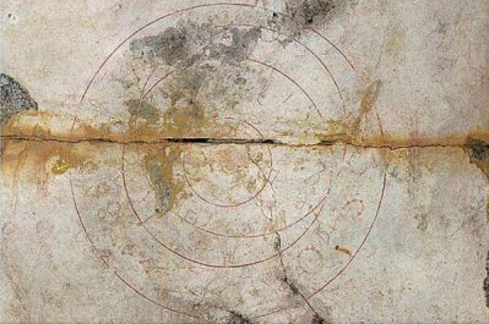 Descoperire uimitoare, care REVOLUTIONEAZA istoria omenirii, pe tavanul unei cripte din Japonia!