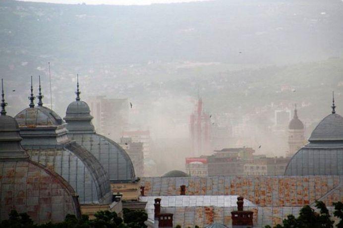 Rezultate surprinzatoare! Care este cel mai POLUAT oras din Romania!