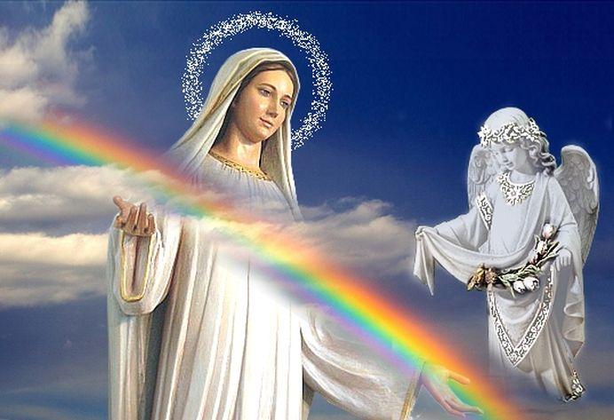 Sfarsitul LUMII prevestit de Maica Domnului! Profetia a fost acceptata si promovata de Papa Ioan Paul al II-lea!