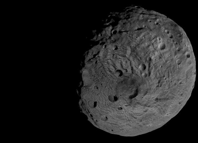 In seara asta uitati-va pe cer! Un asteroid din platina, scump de 5,4 trilioane de dolari, trece pe langa Pamant!