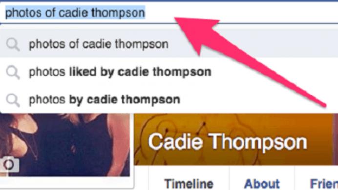 Cum sa vezi fotografiile de pe Facebook, chiar dacă sunt ascunse!
