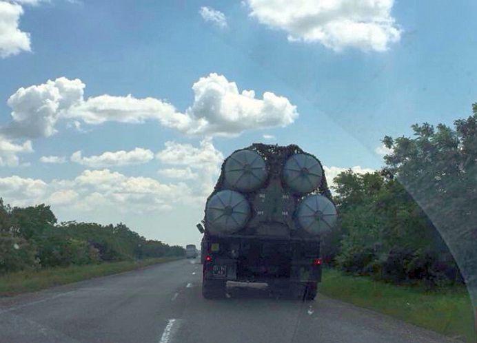 FOTO – Rachete URIASE amplasate in sudul Basarabiei! Te ia cu fiori!