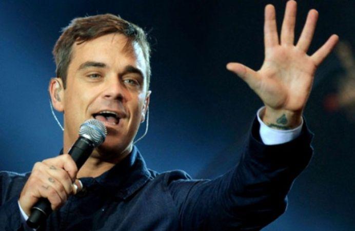 Robbie Williams si-a SOCAT fanii din Romania cu o surpriza URIASA!