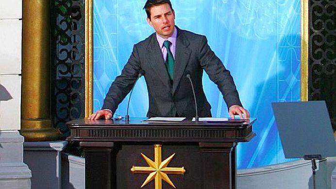 Anuntul face valuri in SUA! Detaliul care l-a facut pe Tom Cruise SA ABANDONEZE Biserica Scientologica!