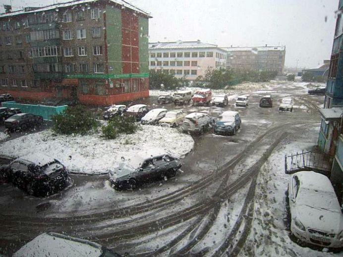 Vine iarna! Vezi unde ninge deja si cand ajunge zapada si la tine!