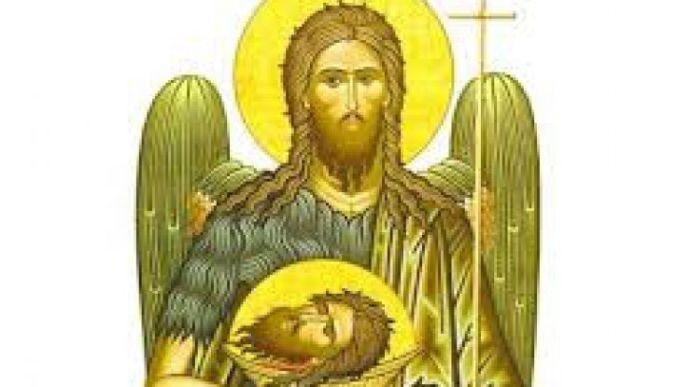 Sarbatoarea Taierii Capului Sfantului Ioan Botezatorul – Ce n-are voie NICIUN CRESTIN sa faca in aceasta sfanta zi!