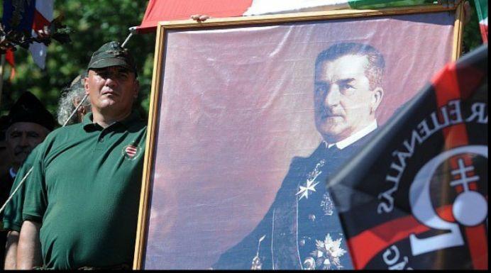 Primaria Cluj-Napoca a alocat BANI PUBLICI pentru celebrarea cu fast a DICTATORULUI FASCIST Horthy!