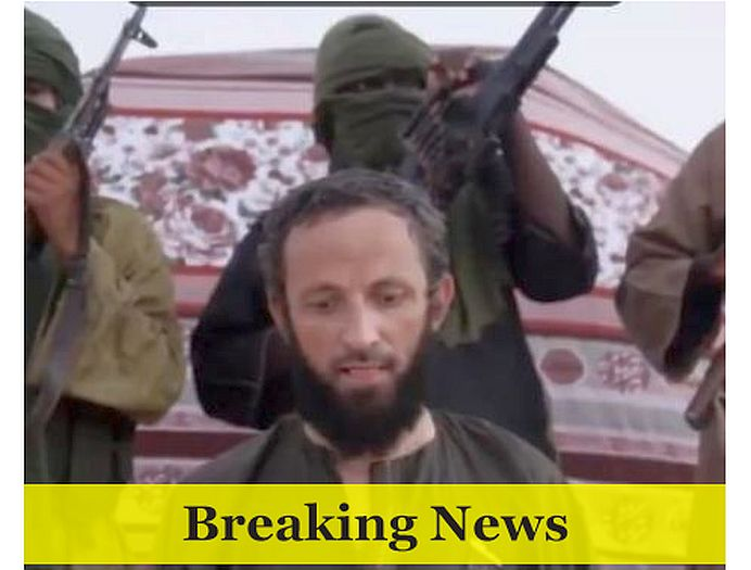 VIDEO – Iulian Ghergut, romanul rapit de TERORISTI in Burkino-Faso a transmis un MESAJ DISPERAT!