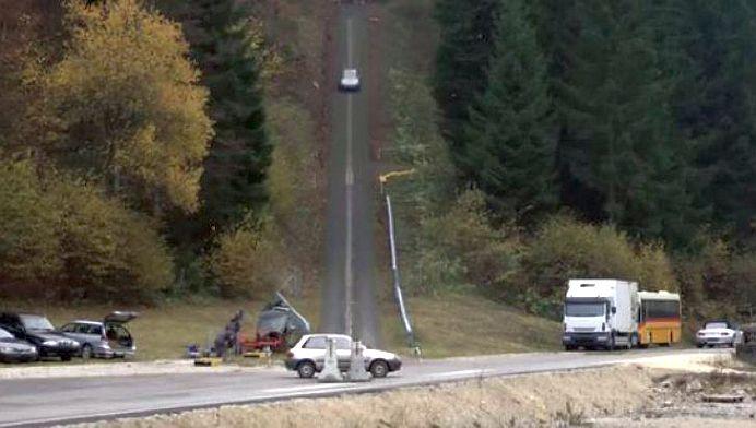 VIDEO IMPOSIBIL de descris! Cum arata UN ACCIDENT la 200 de kilometri pe ora!