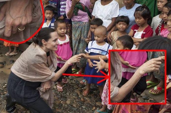 Angelina Jolie e pe MOARTE! A ajuns sa cantareasca doar 35 de kilograme!