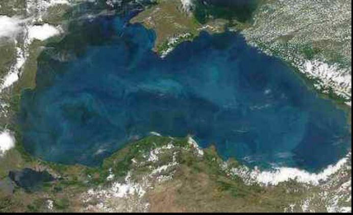 Oamenii de stiinta britanici au DESCOPERIT UN ORAS ANTIC sub Marea Neagra! Ei spun ca ar fi Atlantida!