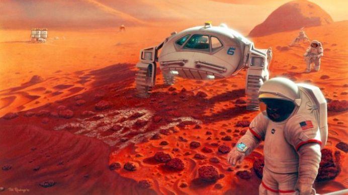 NASA este pe punctul de a face o descoperire ISTORICA: Exista viata pe Marte!