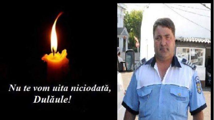 """""""Nu te vom uita NICIODATA, Dulaule!"""" – Politistul accidentat de soferul turc beat a MURIT!"""