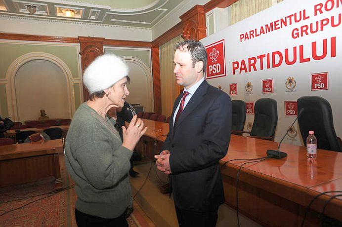 Robert Negoita este favorit sa preia conducerea PSD Bucuresti. Nu are contracandidat!