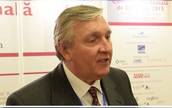 Presedintele Societatii Romane de Chirurgie, reputatul doctor Beuran: Cancerul in Romania este in crestere! Mancam prea multi conservanti, pana si in bauturi sunt coloranti!