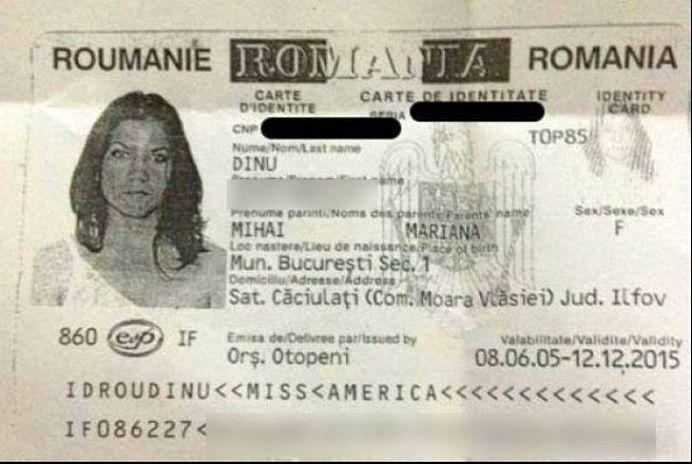 Toata lumea PUFNESTE in ras cand ii vede buletinul! Numele ei a ajuns viral pe internet!