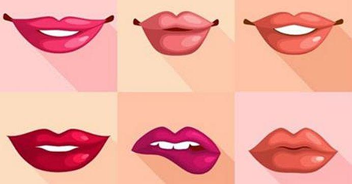 Explicatia psihologilor: Ce spune forma buzelor despre caracterul tau!