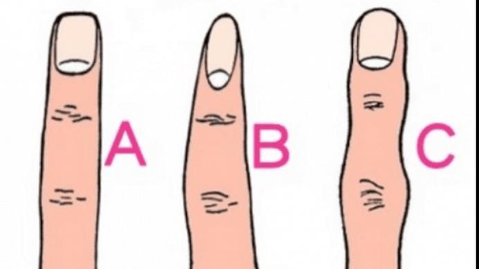 Afla ce CARACTER ai, in functie de forma degetelor!