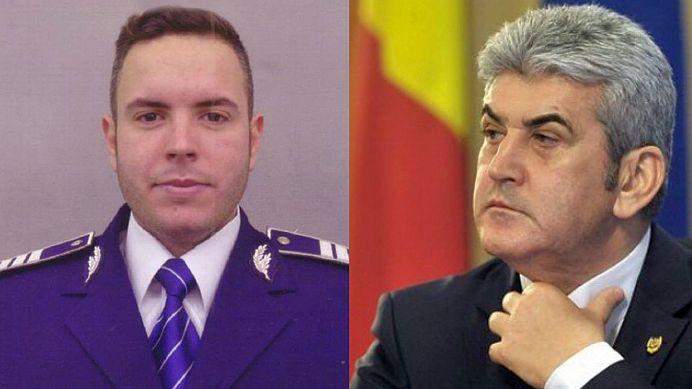 Dezvaluire de ULTIMA ORA: Politistul MORT isi daduse SEFII IN JUDECATA cand se afla in coloana lui Oprea!