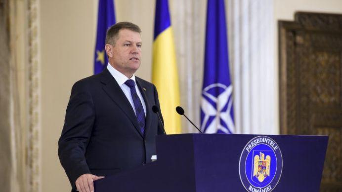 Primele declaratii ale lui Iohannis: A fost nevoie sa moara oameni pentru aceste demisii sa se produca!