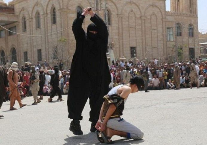 FOTO-VIDEO Acesta este Buldozerul, cel mai SANGEROS lider la Statului Islamic!