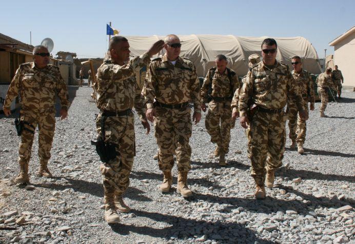 Bataie de joc! Zeci de SOLDATI ROMANI au fost UMILITI de americani in Afghanistan!