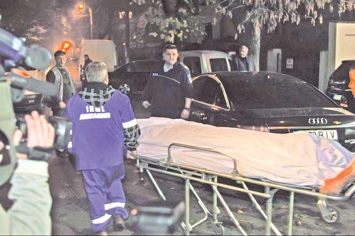 O avocata din Bucuresti si-a aruncat COPILUL de la etajul 8, apoi S-A SINUCIS!