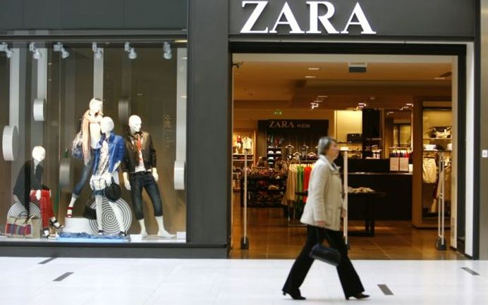 Zara vinde mai SCUMP in Romania decat in Europa de Vest!