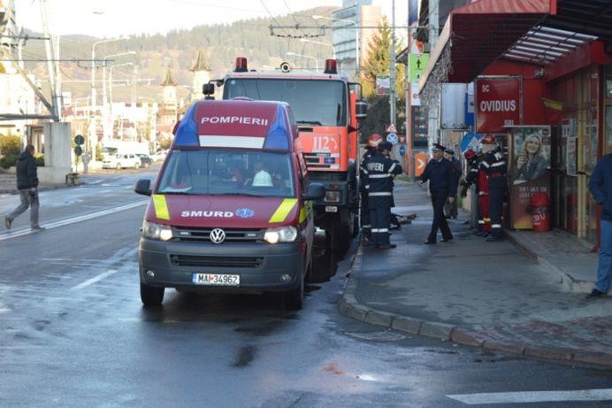 Alarma cu BOMBA in Romania! O benzinarie din Neamt vizata!