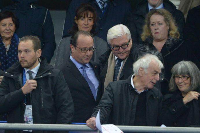 Atentatul din Paris A FOST UN ESEC! Tinta REALA era presedintele Hollande, care TREBUIA SA MOARA pe stadion!