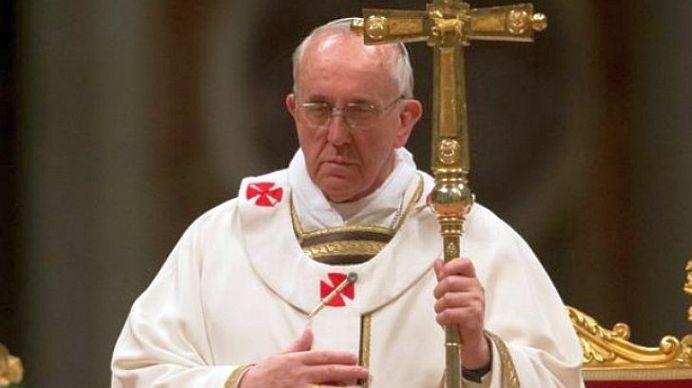 Papa Francisc dupa atacul terorist din Paris: S-a scris un capitol din AL TREILA RAZBOI MONDIAL!