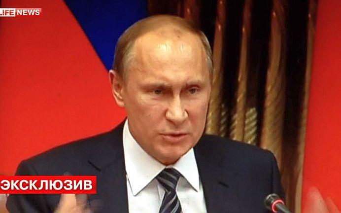 Putin a TURBAT: Soldatii rusi isi RISCA VIETILE luptand impotriva terorismului si TURCII ne INJUNGHIE IN SPATE! Vor suporta CONSECINTE GRAVE!