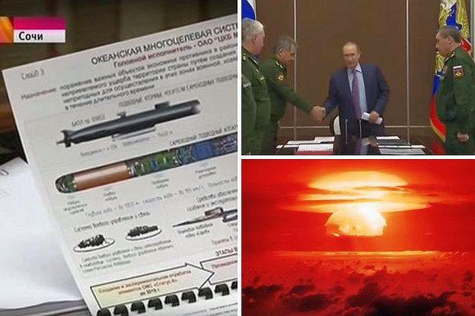 VIDEO – Prostie pura sau actiune deliberata de spionaj? Rusii au aratat LA TELEVIZOR secrete militare de stat!