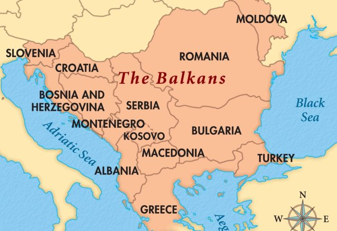 Lider al unei tari vecine Romaniei: Problemele in Balcani VOR EXPLODA in 2017!