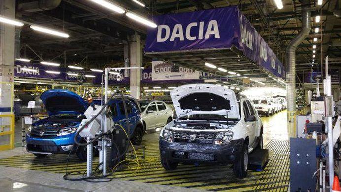 Ce primă de Crăciun primește fiecare angajat de la Dacia!