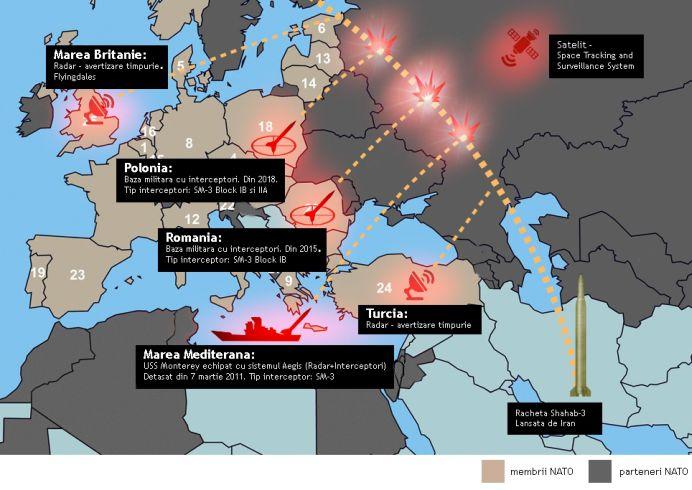 Dupa Romania SUA mai instaleaza un SCUT ANTIRACHETA in lume! Au enervat Rusia, acum scot din sarite China!