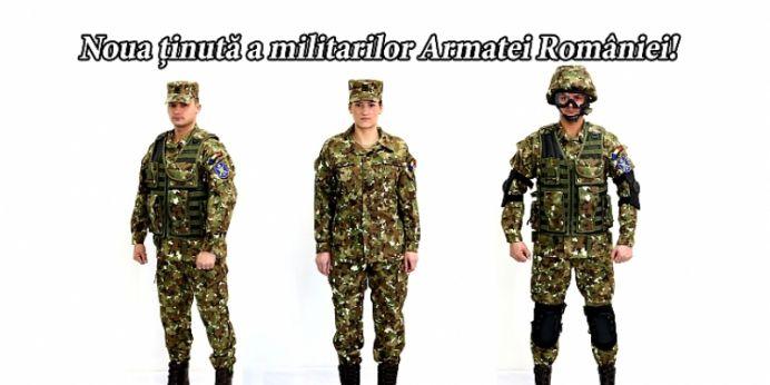 Armata Romana se MODERNIZEAZA SERIOS! Vezi cum arata noua UNIFORMA si ce dotari noi primesc soldatii!